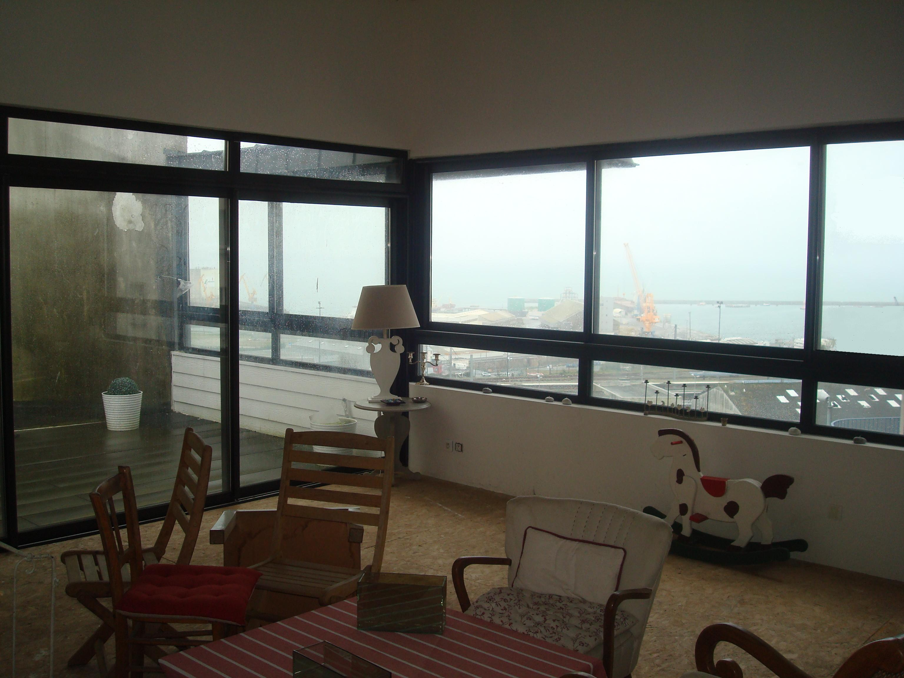 Duplex t8 vue mer brest centre 292 000 fai brest appartement maison dom immo agence for Appartement maison
