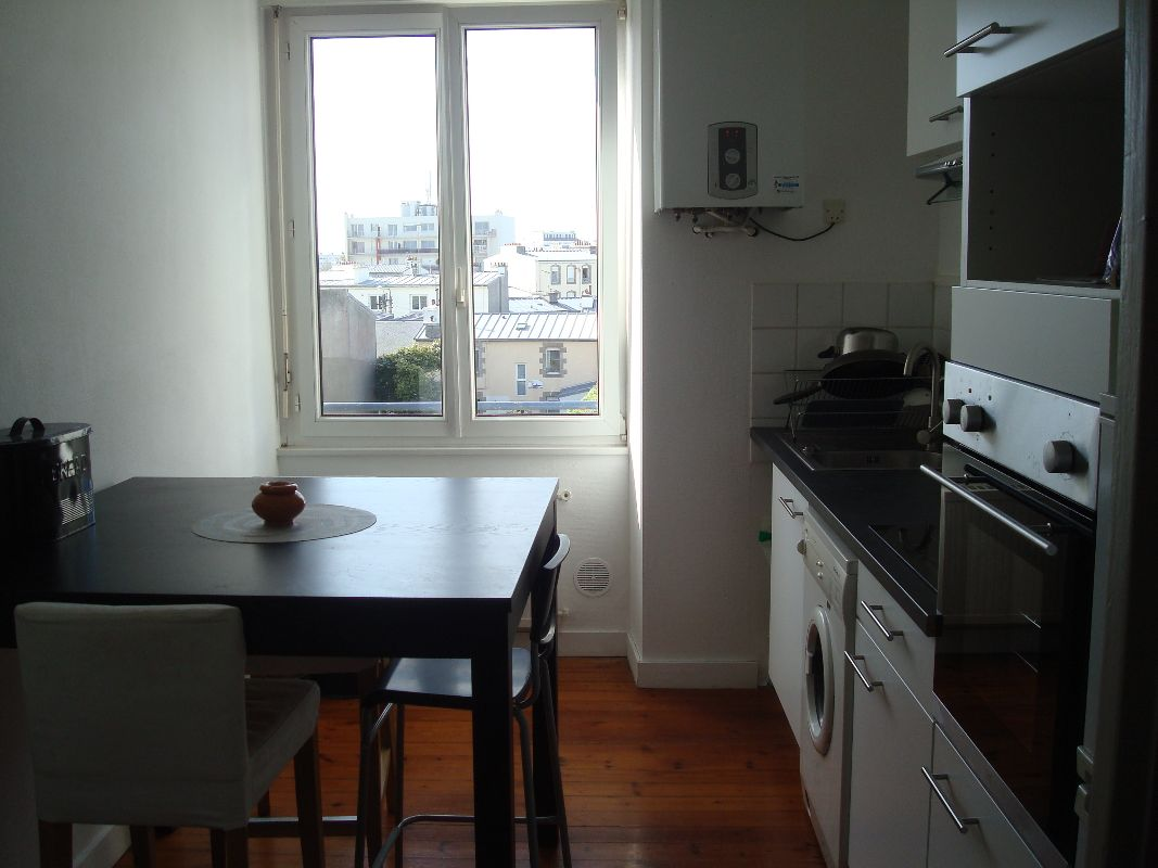 Appartement T2 Brest Saint Michel 69 450 Fai Brest