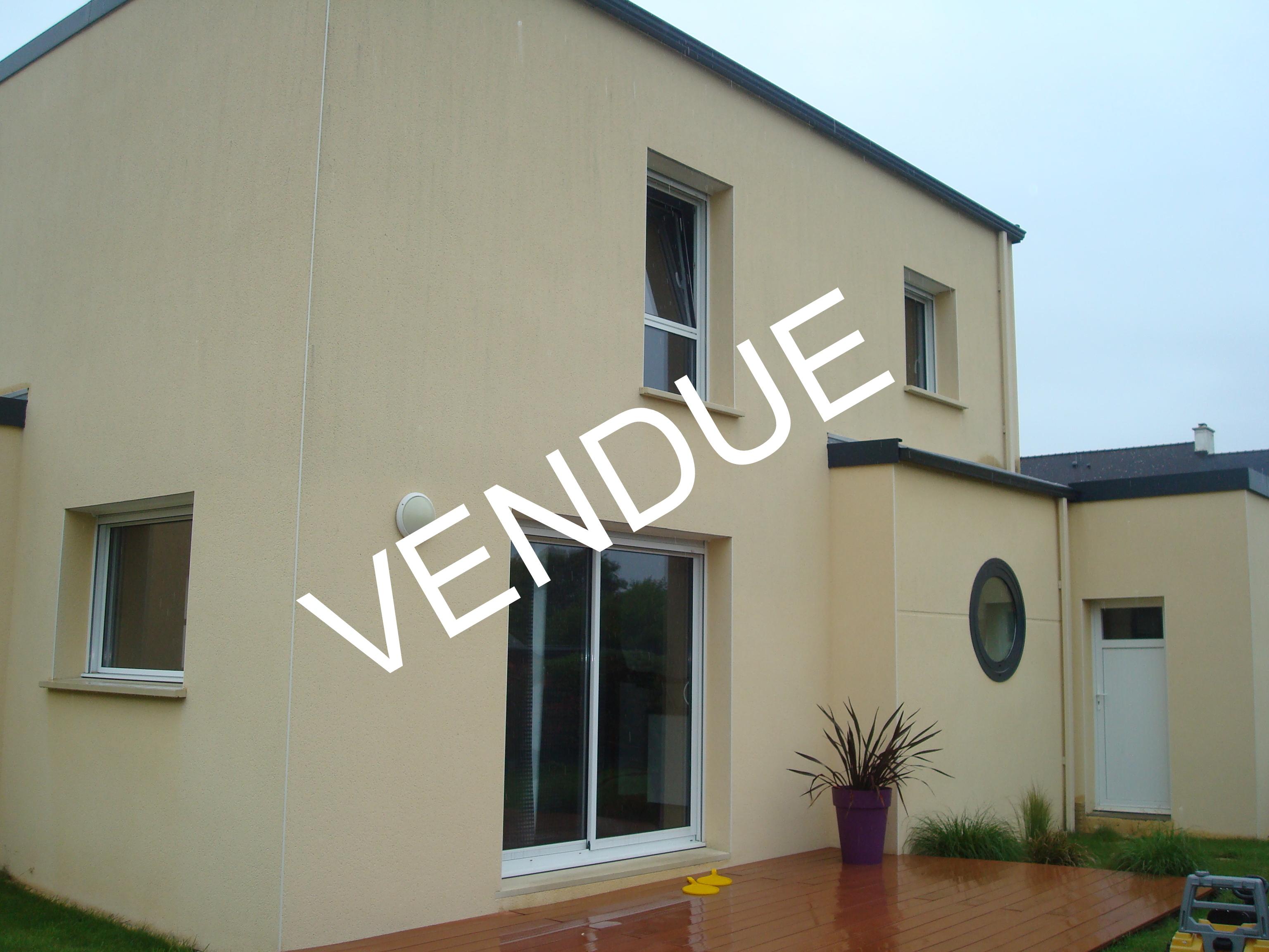 maison t6 brest le cruguel 255 700 fai brest appartement maison dom immo agence. Black Bedroom Furniture Sets. Home Design Ideas