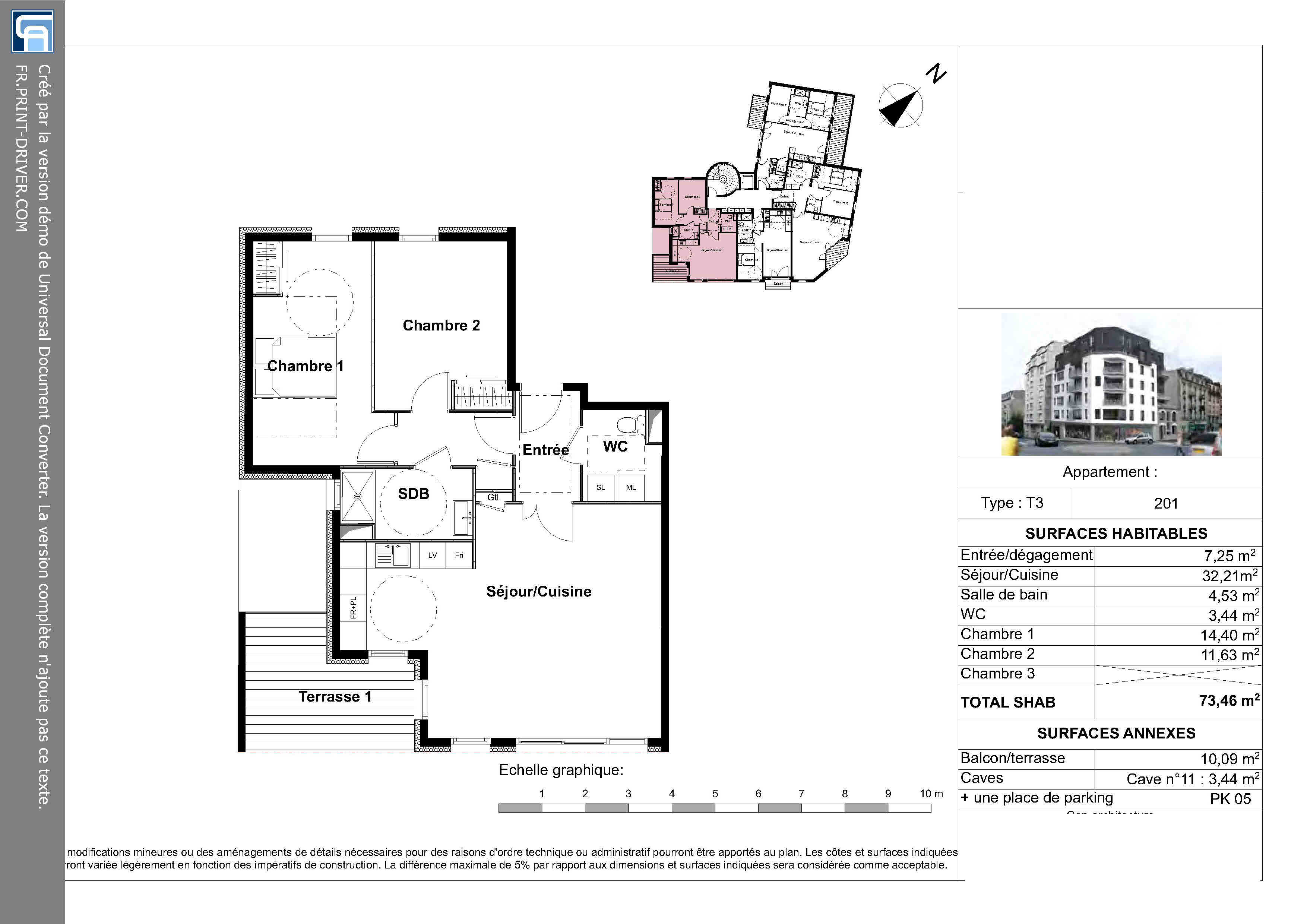 Appartement neuf brest 73 m2 brest appartement maison for Agence immobiliere appartement neuf