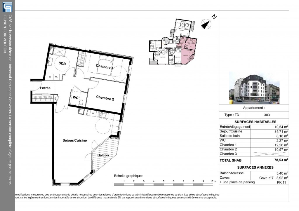 appartement neuf, terrasse, ascenseur, brest centre ville