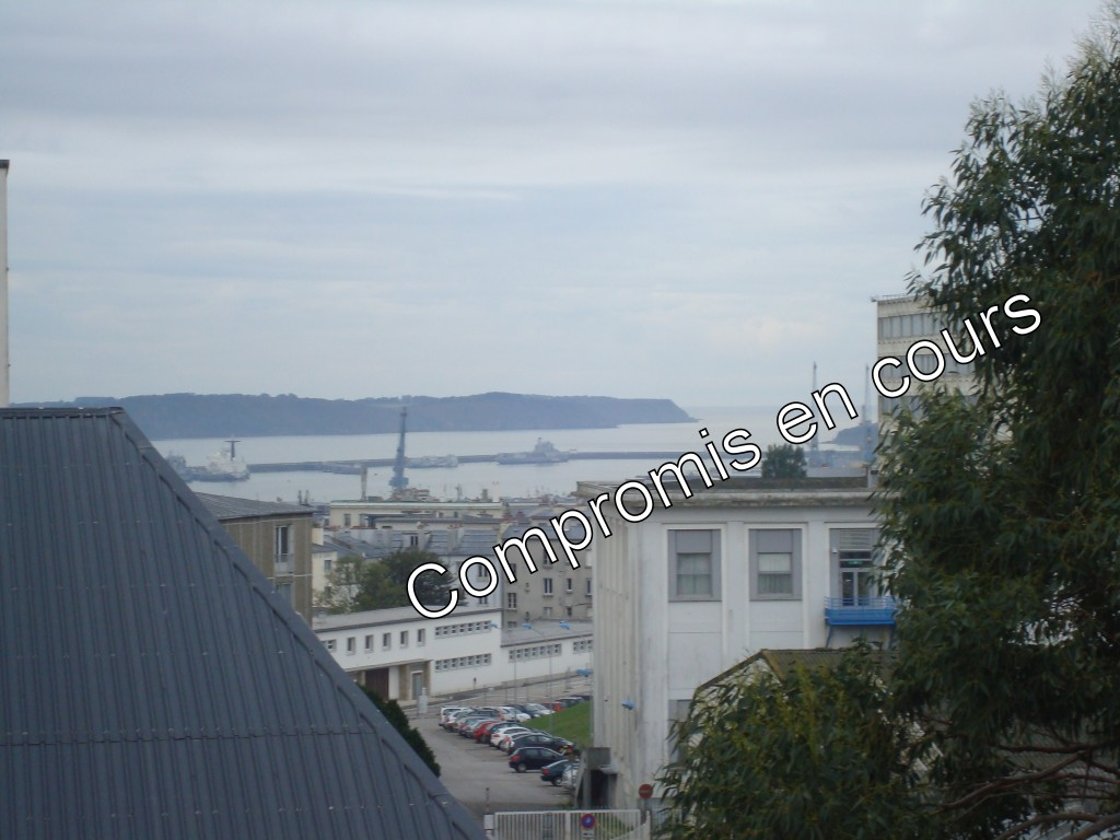 APPARTEMENT T4 BREST CENTRE VUE MER