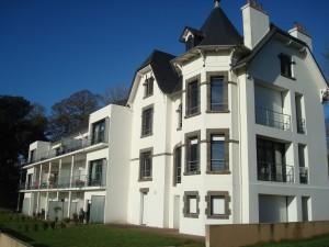 appartement duplex neuf balcon vue mer T6 T7