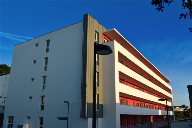 appartement T3 neuf à brest rive gauche avec ascenseur et garage