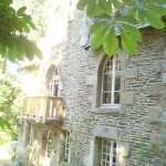maison de caractere morlaix proche riviere, 5 chambres et 1 hectare de terrain