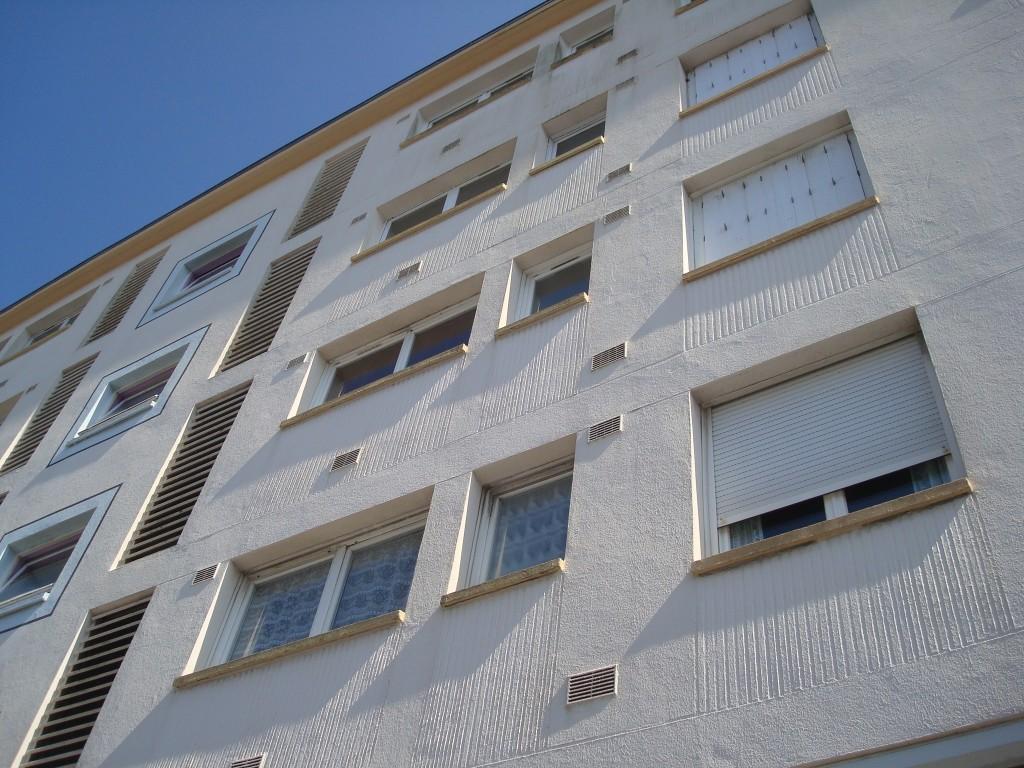 appartement T3 stangalard dalle beton