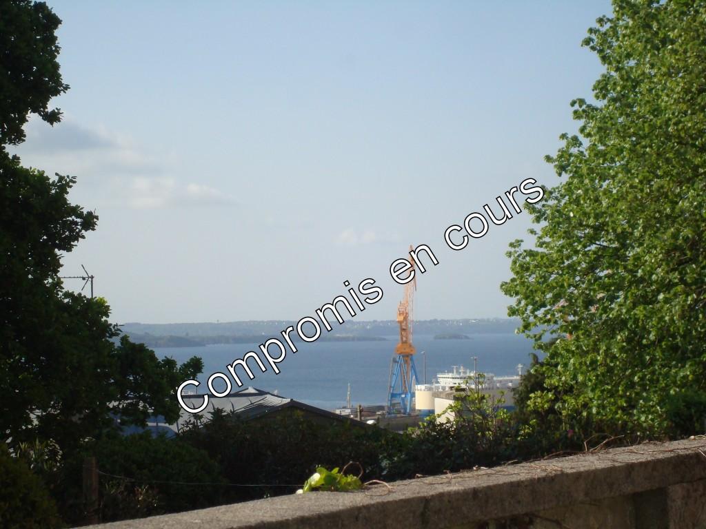 maison vue mer brest saint marc 3 ch 103 m2