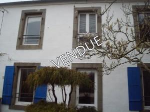 Maison T6 non mitoyenne années 30 à Brest Saint Marc