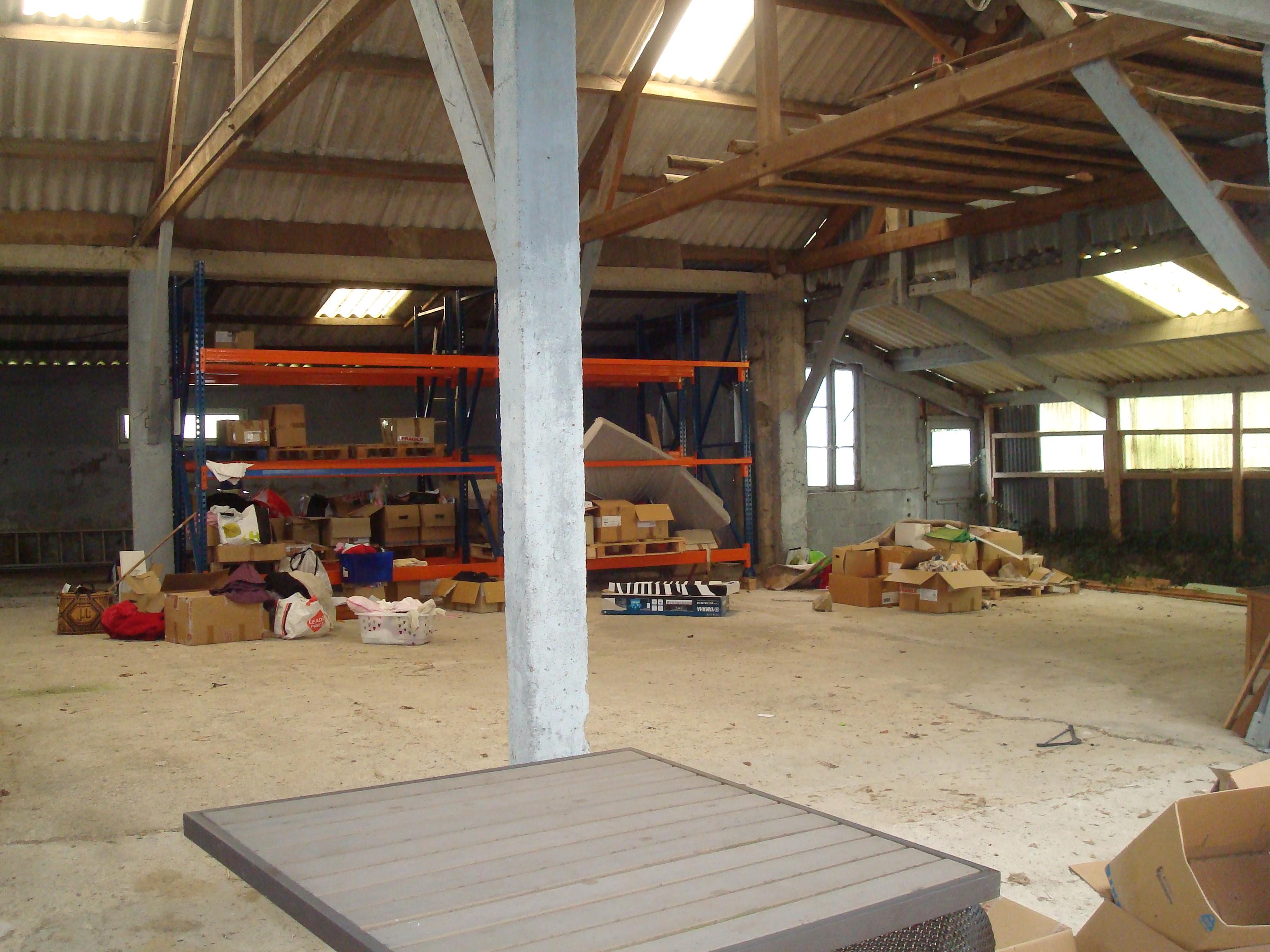 Corps de ferme brest rive droite 229 990 fai brest appartement maison - Hangar d occasion a acheter ...