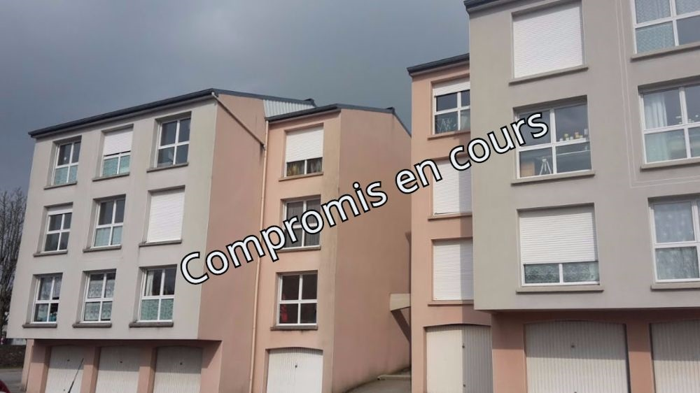 Appartement 2 pièces brest rive gauche dernier étage