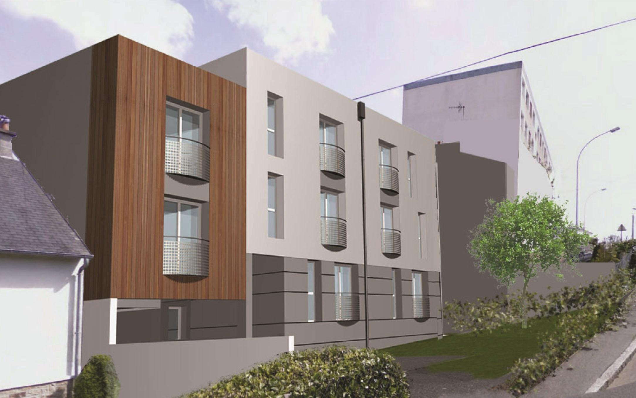Brest appartements neufs eligibles pinel partir de for Agence immobiliere appartement neuf