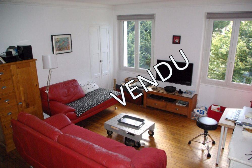 Appartement T4 Brest rive gauche rénové 3 chambres