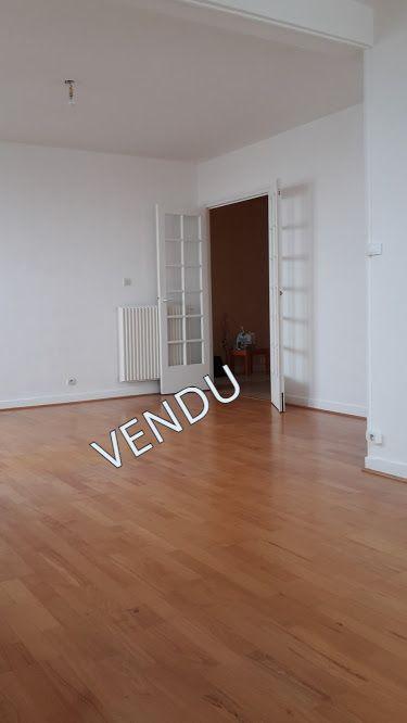 appartement T4 avec ascenseur et parking brest rive gauche
