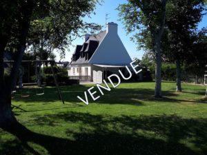 brest lambezellec maison T7 sur 1500 m2 de terrain non mitoyenne