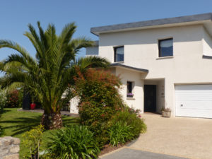 Maison contemporaine 7 pièces à vendre à Gouesnou, 800m² de terrain