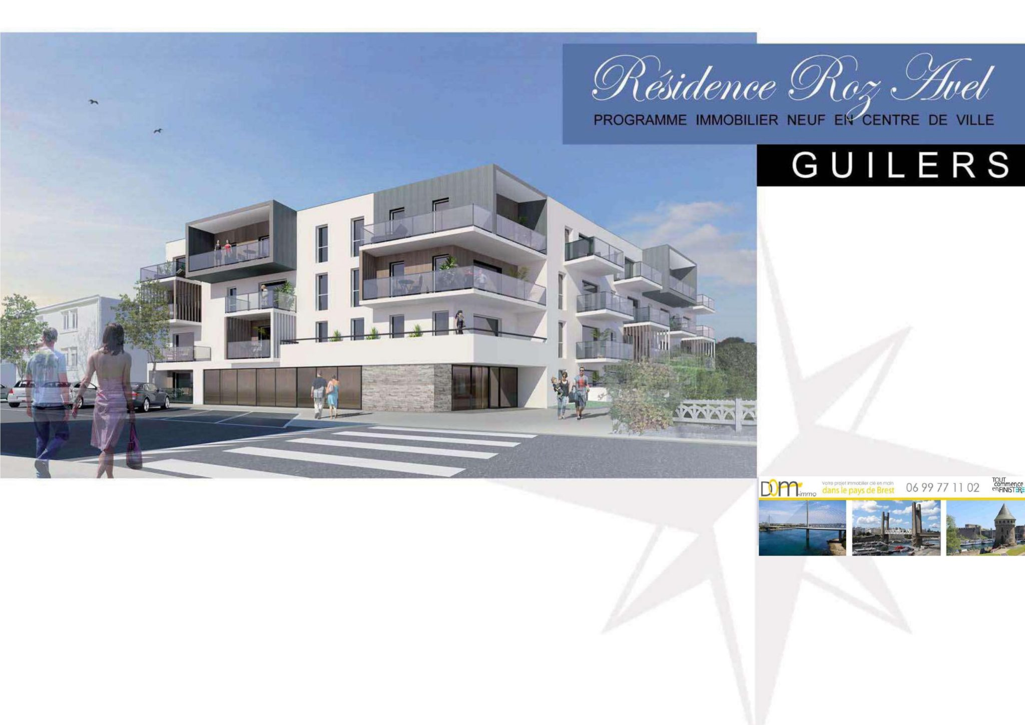 Guilers Programmes d'appartements neufs eligibles pinel