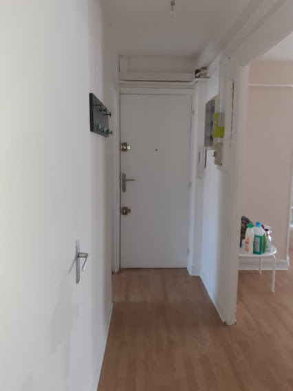 Brest rive gauche appartement T4 dalle béton