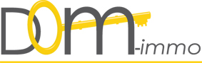 Logo Dom Immo Brest Immobilier