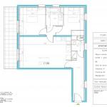 appartement neuf brest saint marc, 2 chambres terrasse, garage