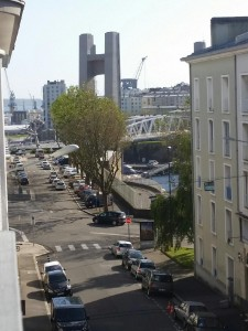 appartement 92 m2 brest centre ville vue mer