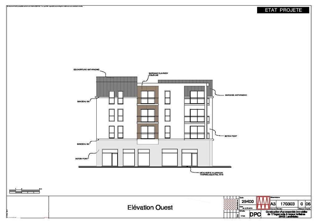 appartements neufs landivisiau centre ville ascenseur terrasses parkings et garages